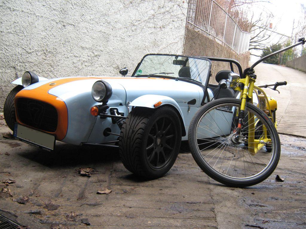 das gulf racing bike und sein kleiner bruder s 7 8. Black Bedroom Furniture Sets. Home Design Ideas